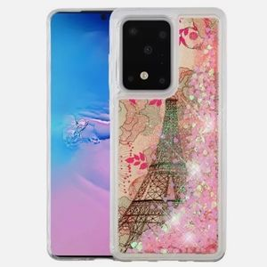 SAMSUNG Galaxy S20 Ultra 6.9 Eiffel Tower Case